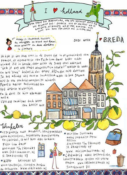 Uit Libelle 20-2014- Breda Illustratie; Octavie