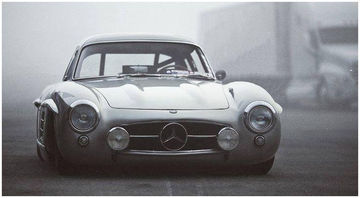 pinterest.com/fra411 #classic #car - mercedes 300SL
