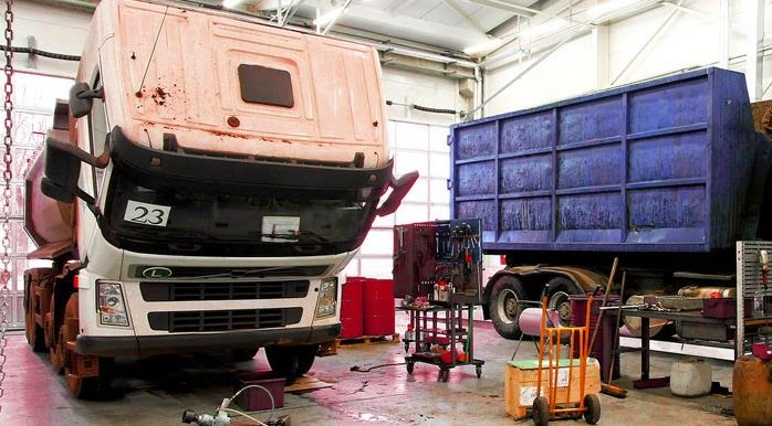 Truck Maintenance, Mechanical Work-Shop LA Diesel in Cape Town