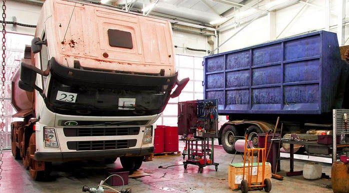 Truck Maintenance, Mechanical Work-Shop LA Diesel in Cape Town