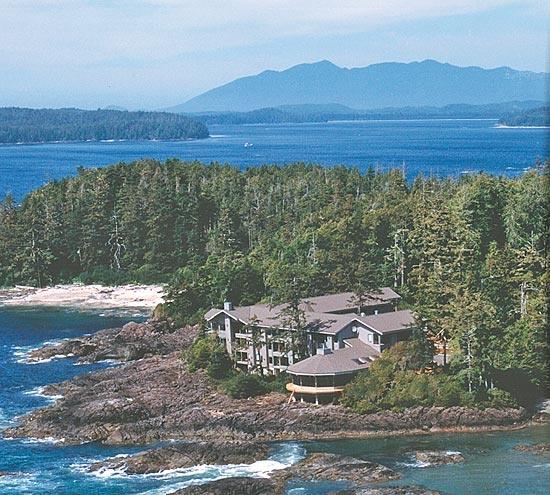 Wickaninnish Inn, Tofino, British Columbia, Canada