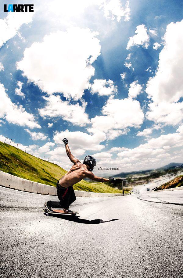 Rider Leo Barros