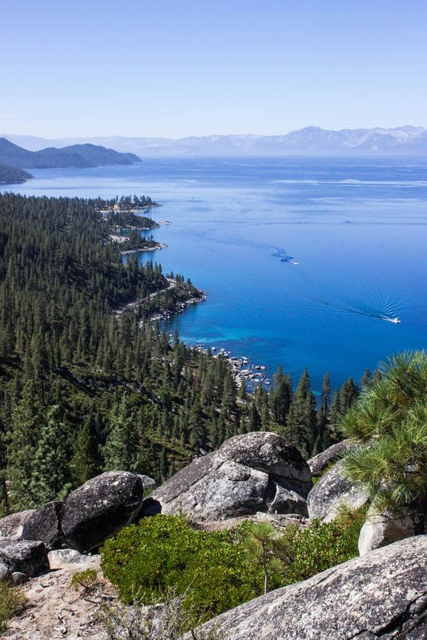 Lake Tahoe Summer Getaway: Where To Eat, Stay & Play In Lake Tahoe