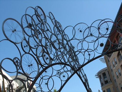 Parts art II by i am a lineman for the county, via Flickr