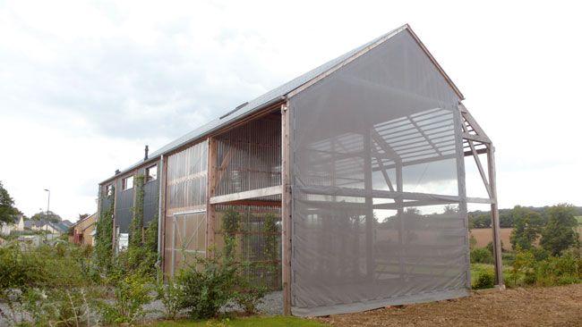 Journées de la maison contemporaine 2008 - Ile de France - ConstruirAcier (OTUA)