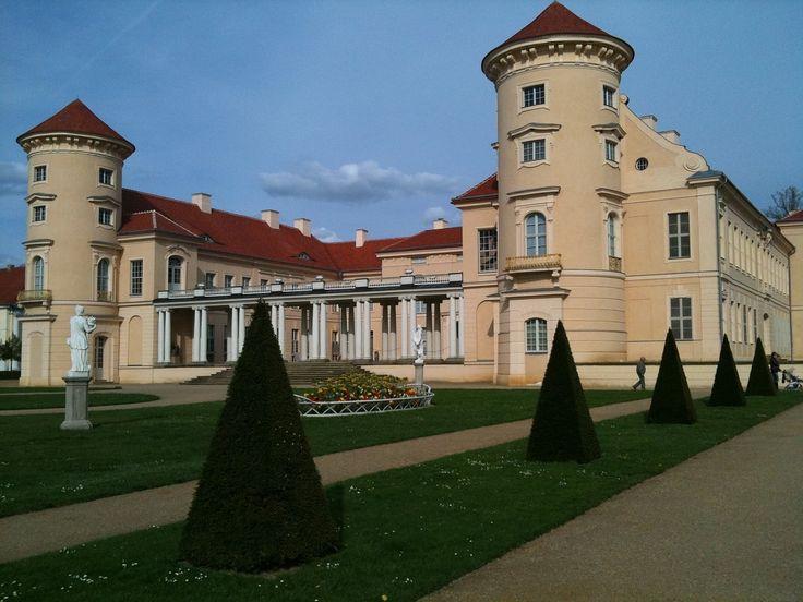 Castle Rheinsberg