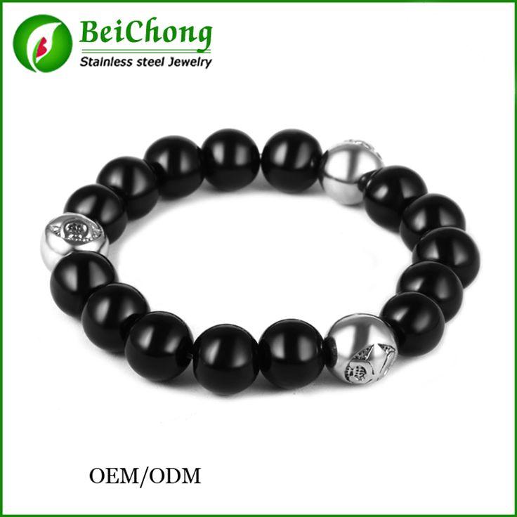 (10pcs) Love Famous Brand Bracelets & Bangles Trendy Natural Stone Bracelet For Women Men Jewelry Nomination Pulseras