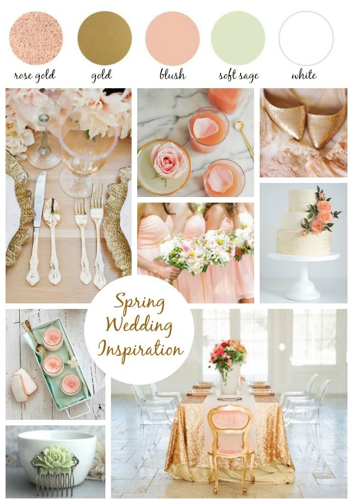 Anna is a student with AAWEP and she created this board to show off her Spring Wedding ideas. www.aawep.com.au #wedding #spring