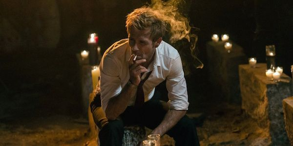 Constantine Could Still Appear On Arrow, Even If His Show Is Cancelled image
