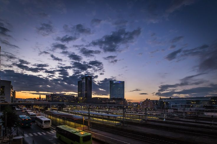 Oslo Central Station by Christian Øen on 500px