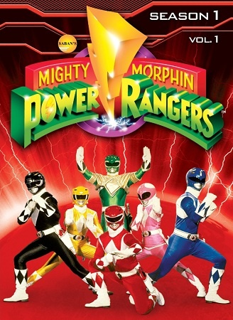 Mighty Morphin Power Rangers Season 1, Vol. 1