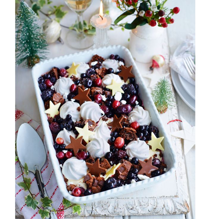 An easy-assembly dessert – leave out the kirsch or brandy if serving to kids.