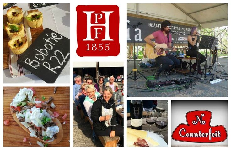 Hermanuspietersfontein Saturday Food Market Date: Saturday 12 December Time: 9.00 am till 1.00 pm Cost: Free entry Where: HPF Cellar The Village