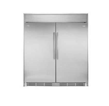 My New Refrigerator!! Stainless Steel Kitchen Appliance Package | Stainless  Steel Refrigerator | Kitchen Part 93
