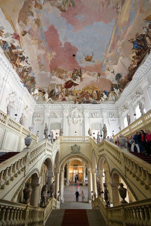 Great Culture Vixen Wintibaugh Wheatley Wurzburg Germany Giovanni Battista Tiepolo us fresco in the W rzburg Residenz
