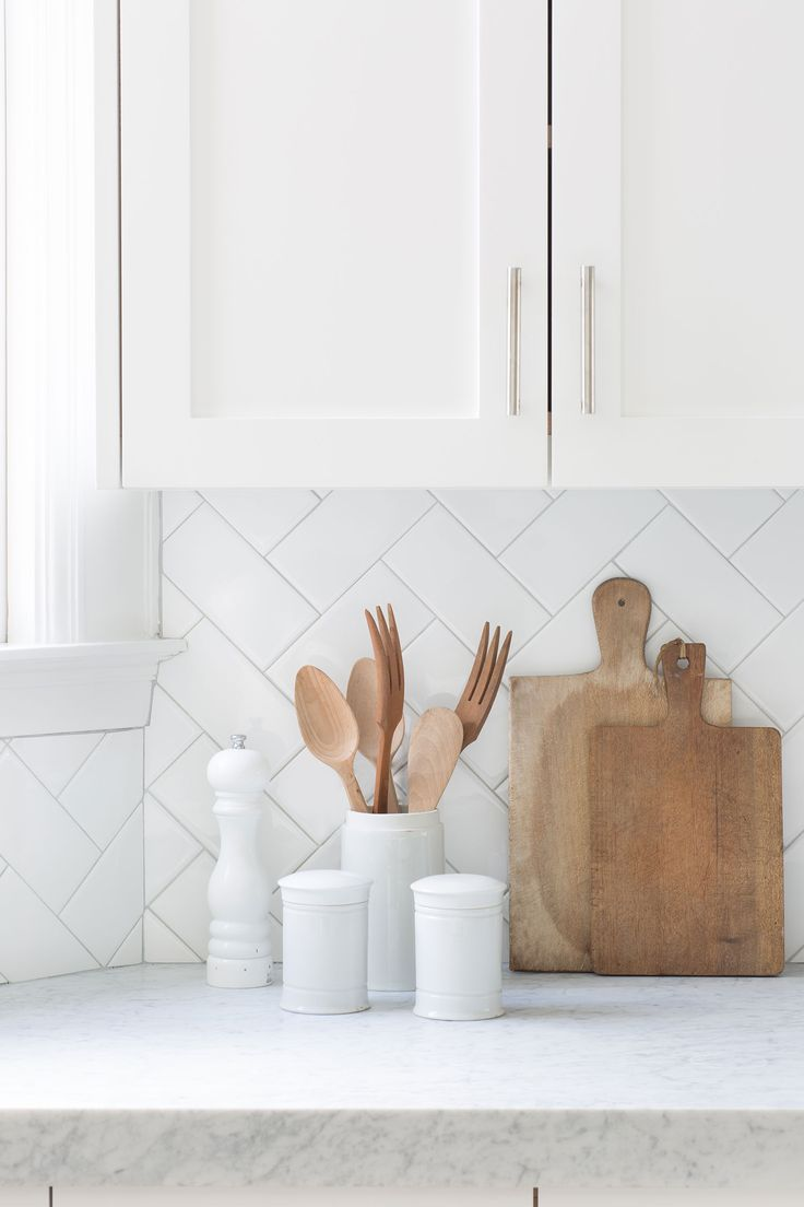 25 best herringbone backsplash ideas on pinterest small marble a dramatic before and after from caitlin flemming and homepolish rue herringbone subway tilesubway tile backsplashherringbone