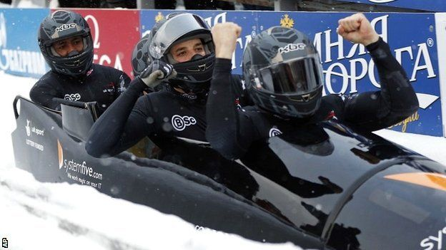 British bobsleigh pilot John Jackson secured Great Britain's first podium since 1997 by claiming four-man silver at the Lake Placid World Cup.