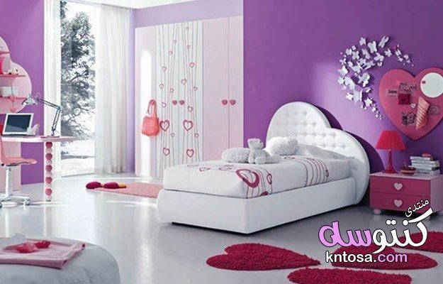 غرف نوم اطفال مودرن2019 Girls Bedroom Furniture Girls Bedroom Paint Girl Bedroom Designs