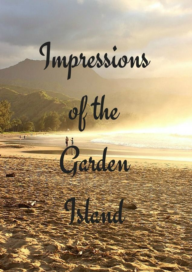 Impressions of the Garden Island via The World on my Necklace