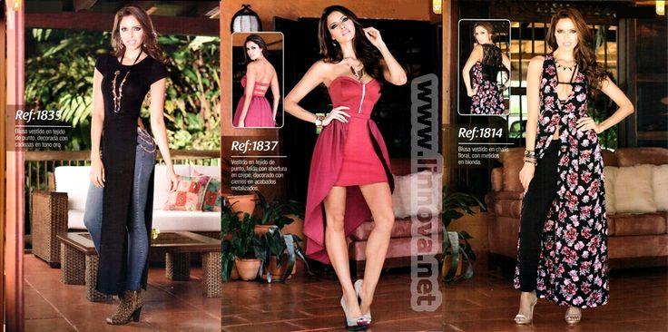 150604 - Catalogos de Ropa Femenina / Vestidos