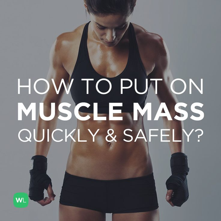 The Fastest Way to Build Muscle