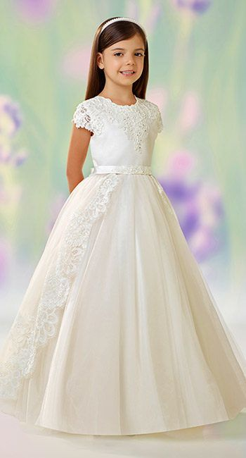 118330 by Mon Cheri. 118330 by Mon Cheri Designer First Communion Dresses aaa084305ea2