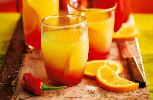 This Tequila Sunrise Recipe Is The Perfect Brunch Drink!
