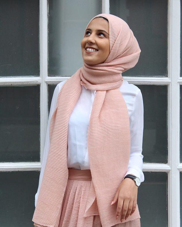 Beautiful hijab style#thebritishmoroccan