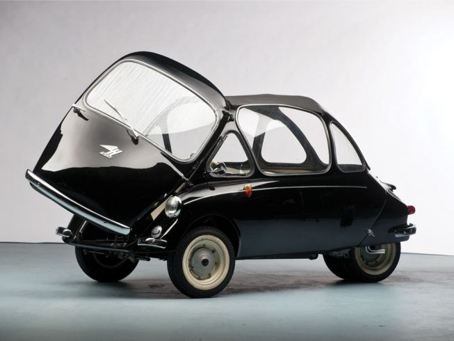 Best Bmw Isetta Messerschmitt Heinkel Images On Pinterest