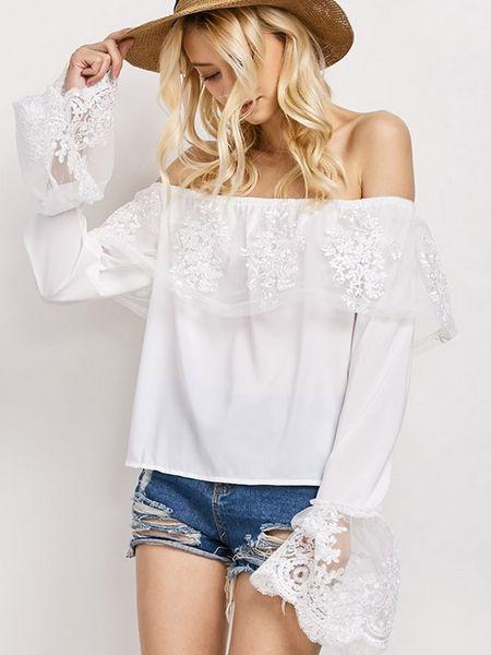 Микротренд: белое кружево - Модный блогМодный блог