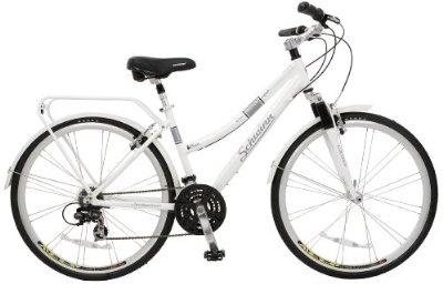 Schwinn Discover Womens Hybrid Bike (700C Wheels)