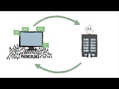 Question #5: This video talks about the steps Phonebloks is taking to make this concept a reality, and the repercussions on e-waste. #erasewaste