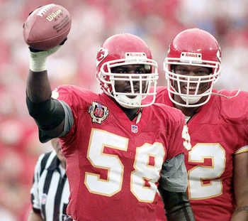 best defensive players in nfl history | ... Top 10 defensive players that have ever played for the Kansas City