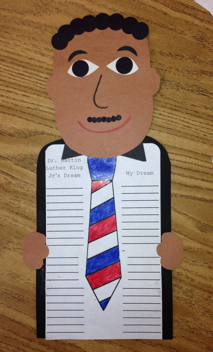 best images about i have a dream crafts big mlk dr martin luther king day craft 1st grade