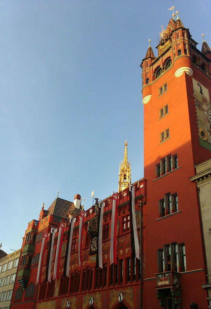 Basel! Una ciudad versátil y multicultural