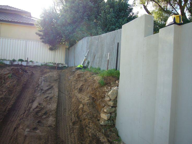Karrinyup - 2408 - Site works earthworks in progress