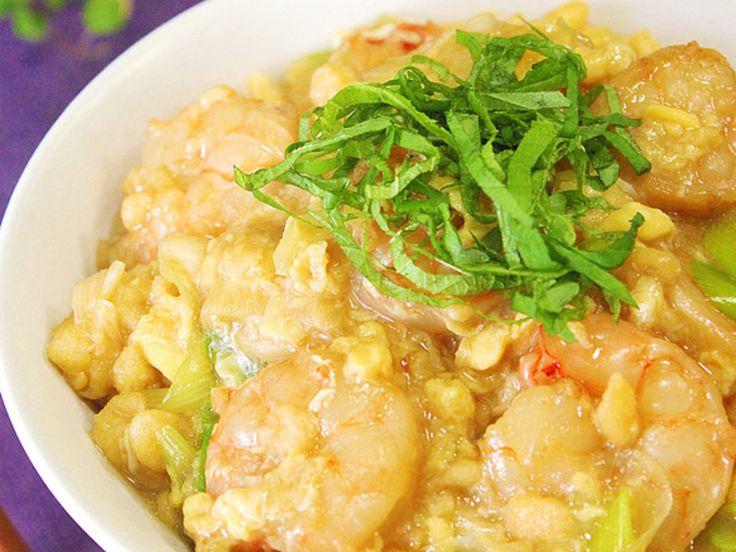 簡単お安く!海老天風の卵とじ丼♪ by apomomokoさん | レシピブログ - 料理ブログのレシピ満載!