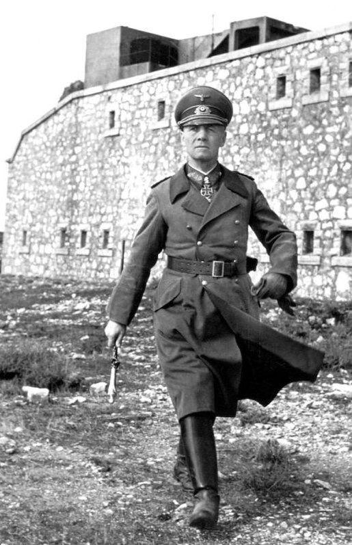 Marshal Erwin Rommel: