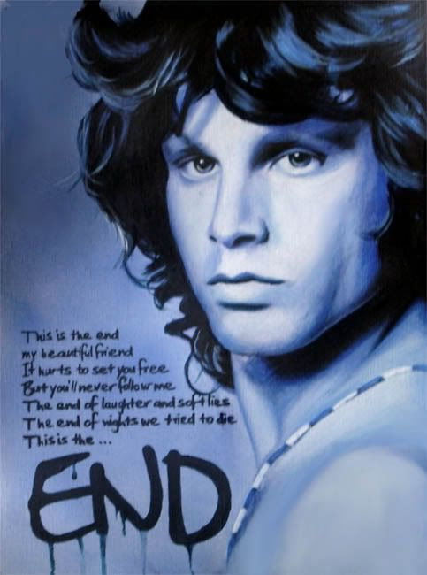Morrison... This is the eeend!