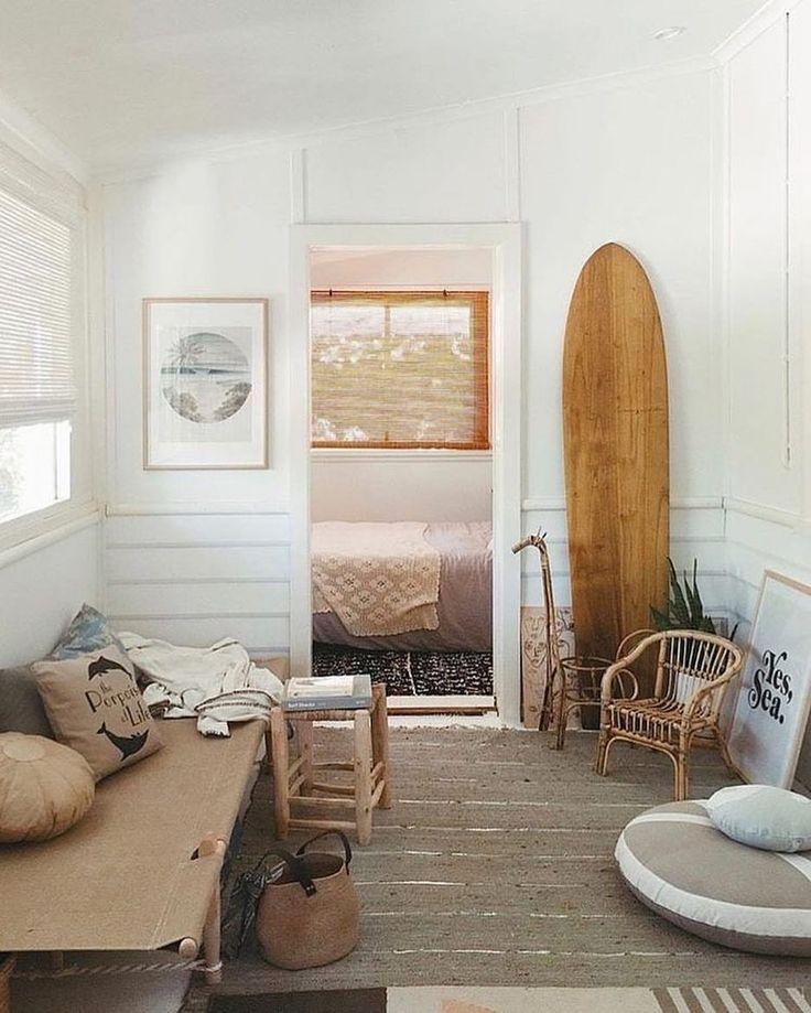 P I N T E R E S T Muriloguterres Beach House Interior House