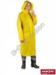Żółty płaszcz przeciwdeszczowy PPNP