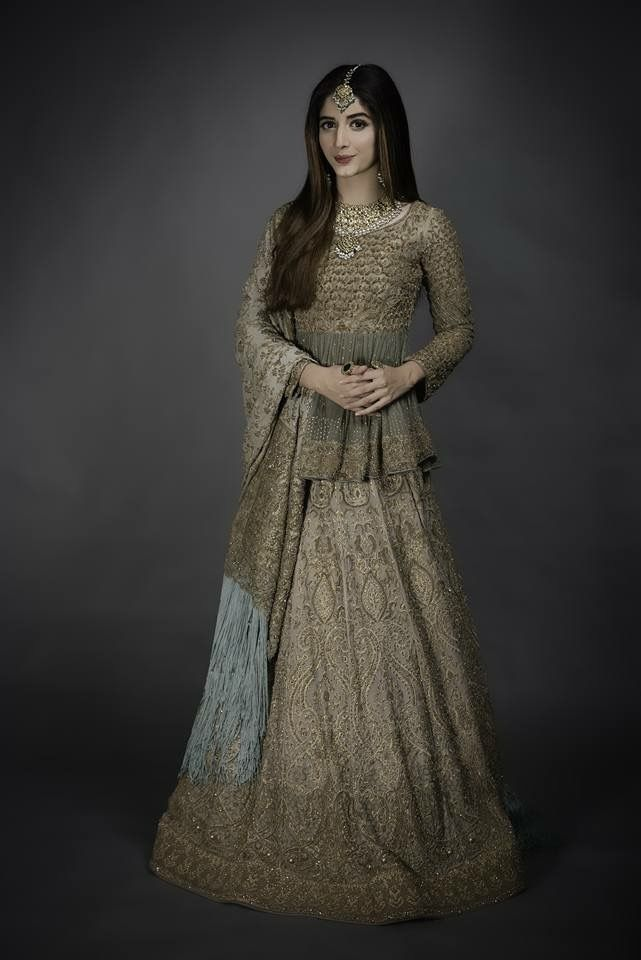 HSY Pakistani couture