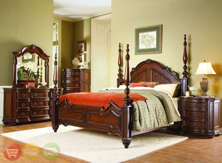 Traditional Bedroom Sets