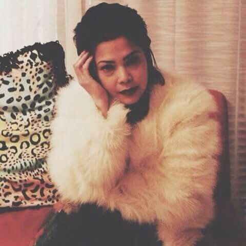 Cream faux fur jacket - Best sellers!