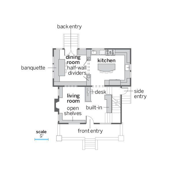 Best 25 bungalow floor plans ideas on pinterest house for Bungalow basement floor plans