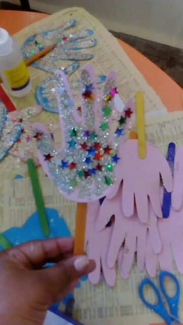 Manualidades infantiles para niños de 4 años..