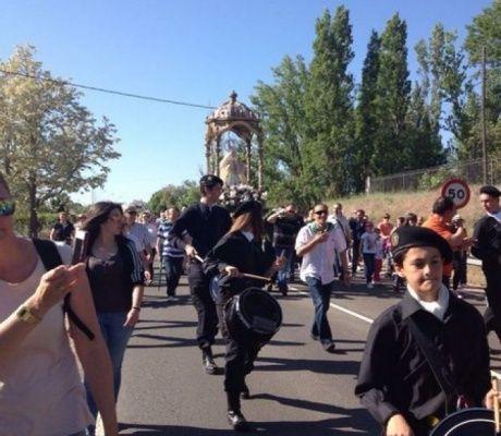 Zamora y la Tierra del Vino unidas en la devoción