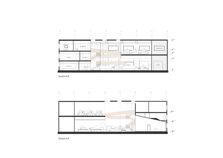 Gallery of Ario Choob Industrial Showroom & Office / Nextoffice - 29