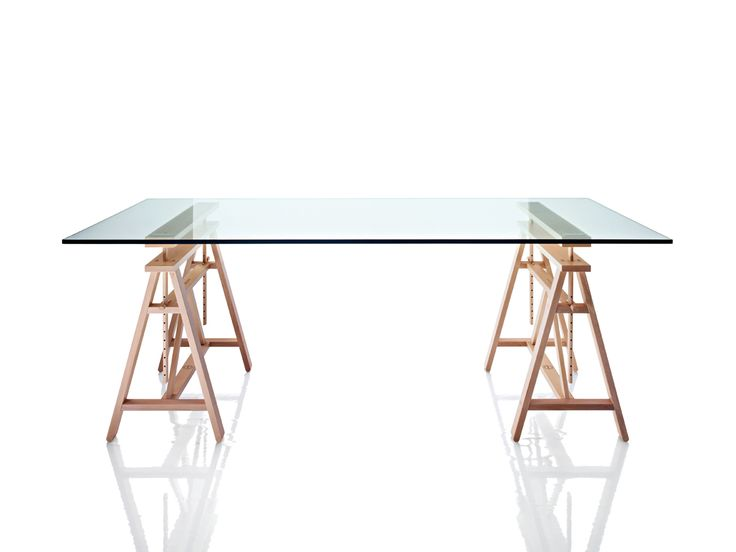 Magis Teatro Trestle Table