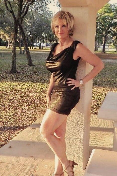 Opinion, lie. Curvy mature in black mini skirt well